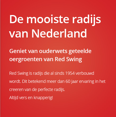 Red Swing uitleg